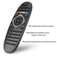 Mando Distancia Control Remoto Controlador universal para televisor Philips