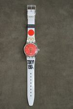 Vintage Limited Edition Olympic Swatch 1964 Tokyo Games