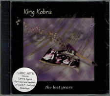 KING KOBRA - The Lost Years (CD 1999) King Cobra