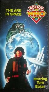 Doctor Who  The Ark in Space (VHS, 1991) Tom Baker Brand New Sealed Guaranteed