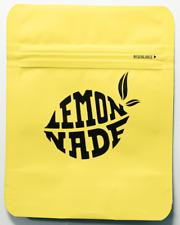 NEW COOKIES LEMONADE 3.5g Smell Proof Ziplock Bags
