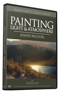 Joseph McGurl : Light & Atmosphere - Art Instruction DVD