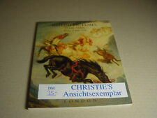 CHRISTIE`S Auktionskatalog BRITISH PICTURES (1500-1850) 11 Juni/ June 1999.