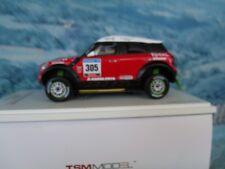 1/43 TrueScale Miniatures (TSM)  Mini ALL4 RACING N.305 DAKAR 2011 TSM114351