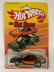 HOT WHEELS THE HOT ONES 1983 BLOWN CAMARO Z-28 No.5901 NEW in BP MALAYSIA