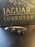 Vintage Jaguar Car Mascot - Original Item in Original Near Mint Condition