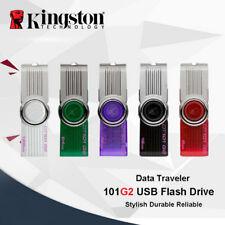 Kingston DT101 USB 2.0 Flash Drive Memory Stick 2GB 4GB 8GB 16GB 32GB 64GB 128GB