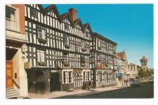 Postcard The Feathers Hotel Ledbury Herefordshire UP  (A22)