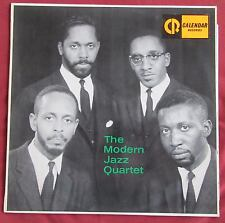 THE MODERN JAZZ QUARTET    MONO  LP ORIG AUSTRALIE  CALENDAR RECORDS