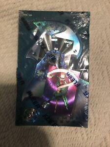 Batman Forever Metal Hobby Trading Card Box Factory Sealed 36 Packs Fleer 1995