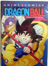 MANGA DRAGON BALL ANIME COMICS N.2 STAR COMICS 1999 FUMETTO A COLORI