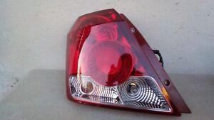 Tail Light For Daewoo Chevrolet Kalos Left Stop Light Unit Headlight