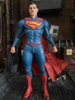Superman Action Figure by DC Comics Designer by  Jae Lee Series 1