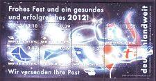 Moderna corrispondenza privata mailcats Natale 2011