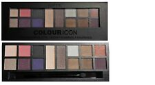 Technic Colour Icon Eye Shadow Palette With Contour and Base Shades Gift