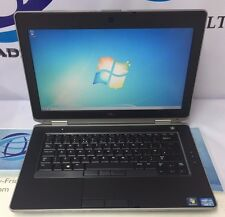 Dell Latitude E6430 Intel (R) Core (TM) processeur i7-3520M @ 2.90GHz 4 Go 320 Go
