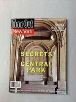 Time Out New York Magazine Aug 2000 - Larry Kramer, Catherine Deneuve