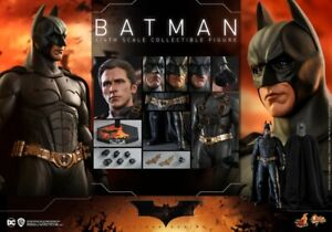 Hot Toys Batman Begins 1/6th scale Batman Collectible Figure MMS595
