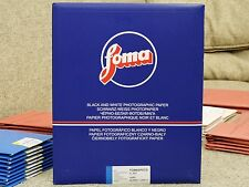 "FOMA Fomaspeed C 311 photo paper B&W hard  glossy 10 sheets 24x30,5 cm (9,5x12"")"