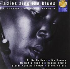 Ladies sing the Blues Mary Dixion, Mildred Bailey, Alberta Hunter, Ma Rai.. [CD]