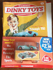 DeAgostini Classic Dinky Toys Collection Issue 1 With Triumph TR2