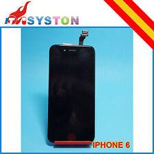 """Pantalla iPhone 6 4,7"""" Completa, Display Retina LCD táctil NEGRO NEGRA"""