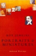 Portraits and Miniatures-Roy Jenkins, 9780333616086