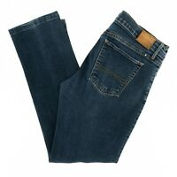 Lucky Brand Women's Jeans Sweet N Straight Mid Rise Dark Wash Blue Size 12 31x28