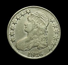 1826 Capped Bust Half Dollar A15
