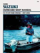 Suzuki 4-Stroke Outboard 9.9-70 HP, 1997-2000 by Penton (Paperback, 2001)