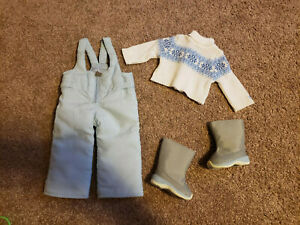 American Girl, Girl of the Year, Chrissa, Chrissa's Snow Outfit
