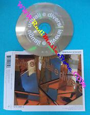CD singolo Gianluca Grignani Uguali E Diversi 570 585-2 ITALY 02 no mc lp(S29)
