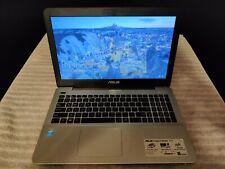 New listing Asus X555Lab Laptop, i3-5010U, FullHd 1080p, 8Gb Ram, 500Gb Hdd Windows 10, Usb3