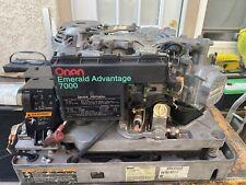 Onan Emerald Advantage 7000 Watt Generator Rv Motorhome Generator