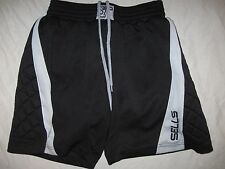 Sells Padded Goalkeeper Shorts Goalie Soccer Football Mens Medium Black