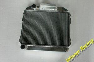 ALLOY RADIATOR for TOYOTA CELICA 1600 GT TA22/TA27 2TC/2TG 1.6 1970-1977 40MM
