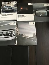 2016 Bmw 5 Series Sedan Owners Manual
