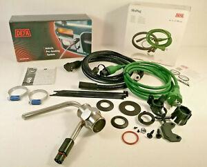 Engine Heater KIT 230V DEFA 411448 for MB C280 C63 E500 E55 E63 AMG M113