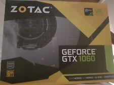 Zotac NVIDIA GeForce GTX 1060 6GB Mini ITX Graphics Card