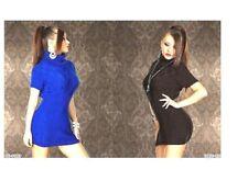 Damenkleider aus Acryl-Mischung in Größe 38