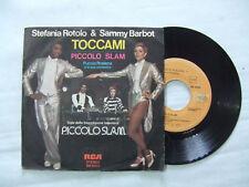 Stefania Rotolo & Sammy Barbot / Puccio Roelens E La Sua Orchestra – Toccami