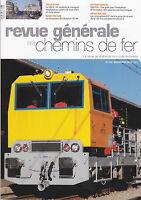 REVUE GENERALE DES CHEMINS DE FER N° 243 NOVEMBRE 2014 - MAGAZINE TBE