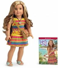 AMERICAN GIRL Lea Clark Doll Girl of the Year 2016 NEW Necklace Messenger Bag