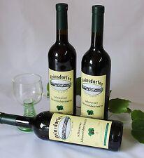 Wein Schwarze Johannisbeere Fruchtwein hausgemacht Johannisbeerwein trocken