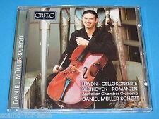 Daniel Müller-Schott / Haydn: Cellokonzerte, Beethoven: Romanzen - CD