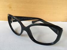 Dolce and Gabbana Black Sunglasses Frames (Frames only) DG8065 501/T3 59-16 130