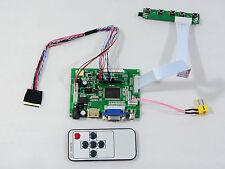 Pantalla Lcd Led Controlador RTD2660 Board Kit hágalo usted mismo controlador LVDS Vga Hdmi Para Monitor