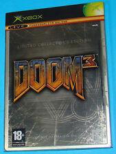 Doom 3 - Microsoft XBOX - PAL