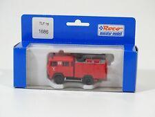 {L061} ROCO Modellauto 1:87 Magirus TLF 16 Lenggries Feuerwehr + OVP 1686 ➤