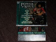 Power Of Soul - A Tribute To Jimi Hendrix Japan CD sample Clapton Bootsy Collins